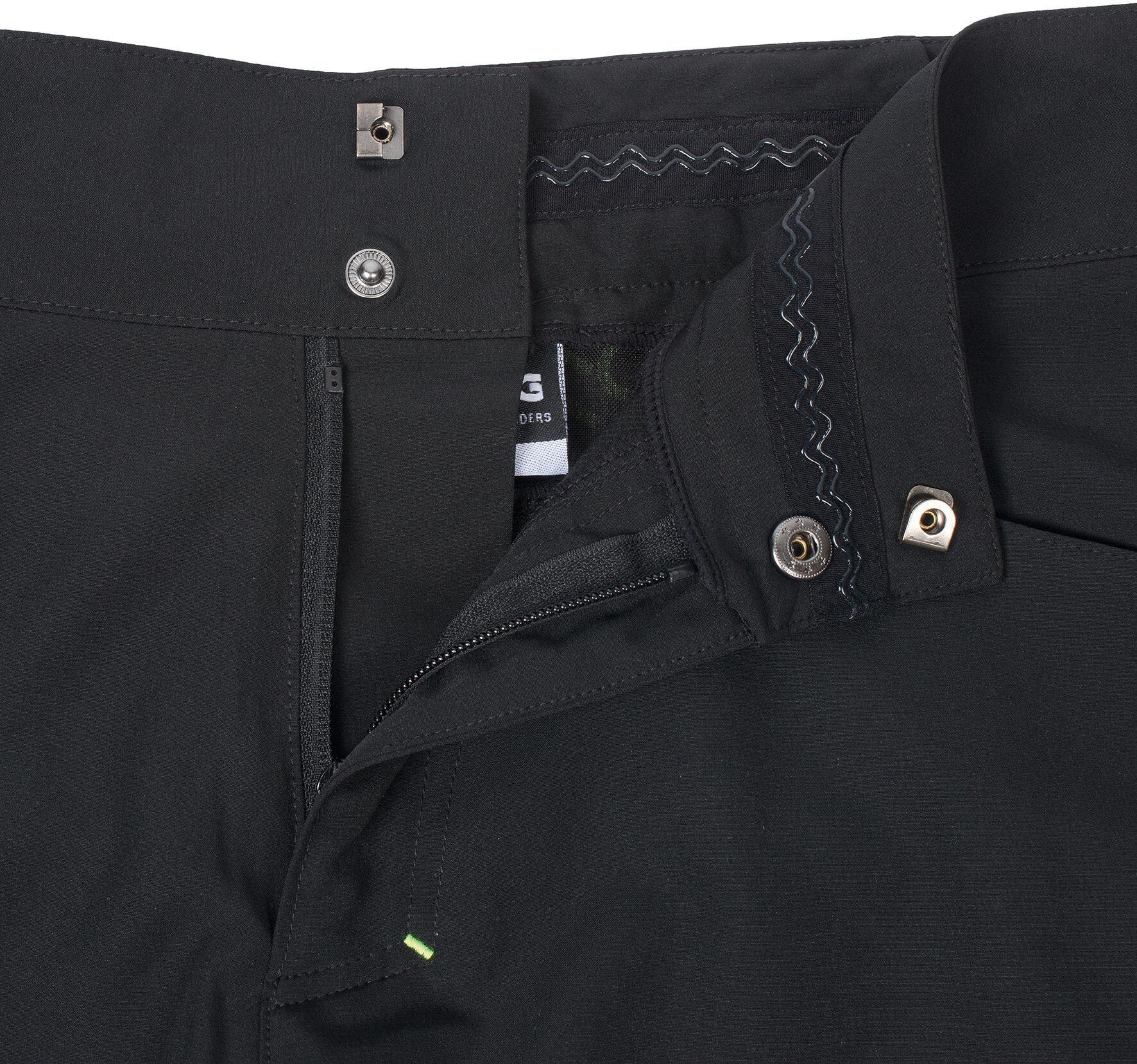4c459fefb4 TSG SP2 - Culotte corto sin tirantes Hombre - negro